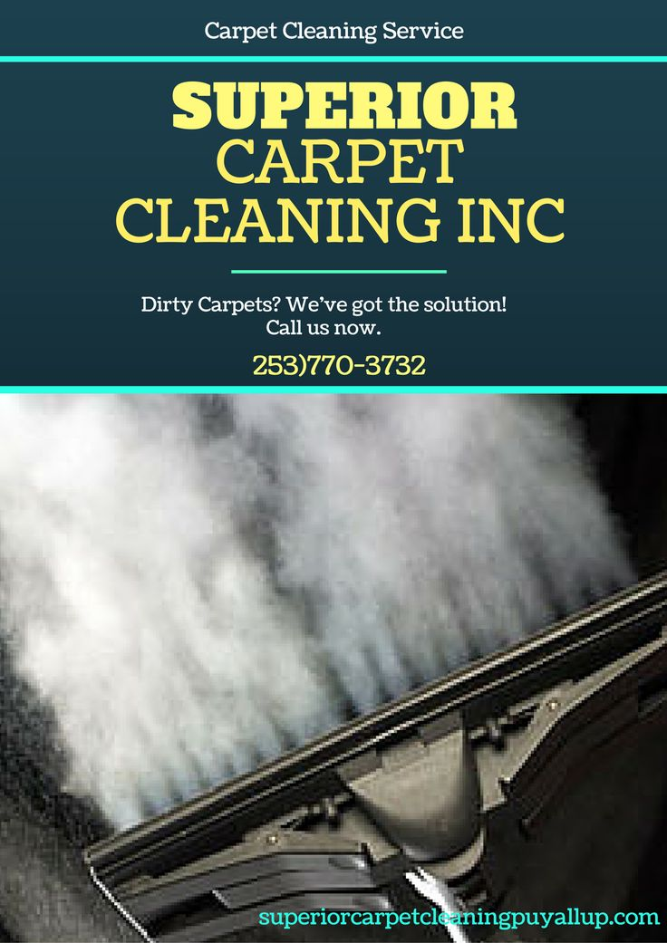 #SuperiorCarpetCleaningInc We're Located at Puyallup, WA United States. Call Us (253) 770-3732 Visit our Website: carpetcleaning253.com  We've provided our services in the following venues: Carpet Steam Cleaning in Puyallup, WA Upholstery Cleaning in Puyallup, WA Air Duct Cleaning in Puyallup, WA Tile and Grout Cleaning in Puyallup, WA Pet Stain and Odor Removal in Puyallup, WA Carpet Stretching and Repair in Puyallup, WA House Cleaning Move in/out in Puyallup, WA Roof and Gutter Cleaning