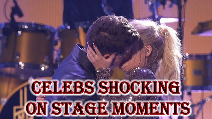 In this video we have discussed Top 10 Most Popular Celebs SHOCKING On Stage Moments. If you like catching up latest celebrity gossips then we have an exclus...