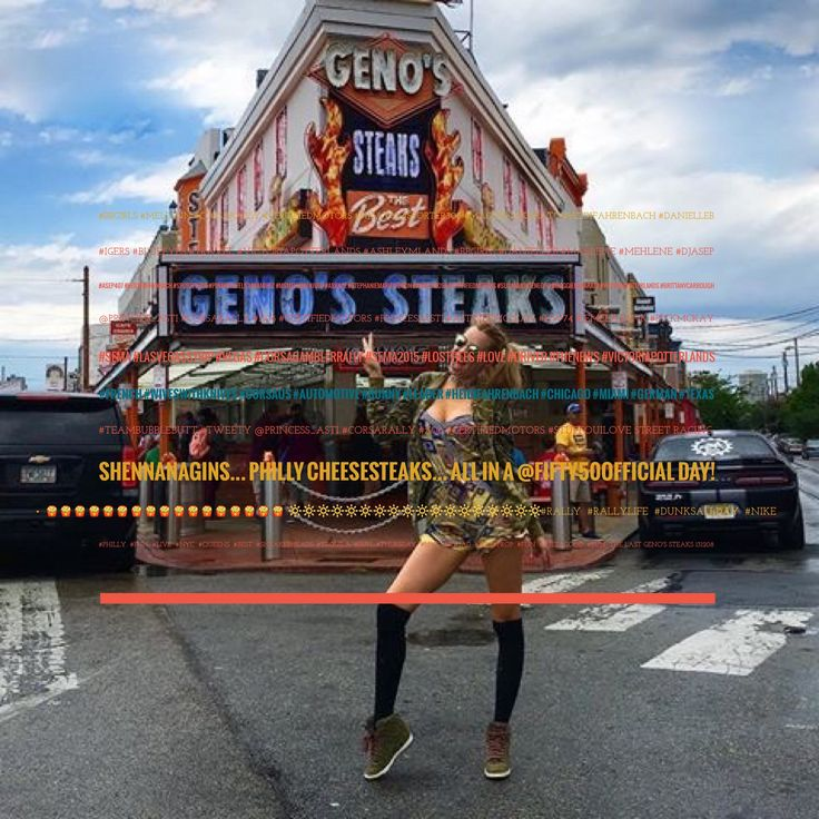 #tweety @princess_asti #corsarally #z06 #certifiedmotors #stuffouilove  Street Racing, Shennanagins... Philly cheesesteaks... all in a @fifty50official day! • 🍟🍟🍟🍟🍟🍟🍟🍟🍟🍟🍟🍟🍟🍟🍟🍟🍟 🔆🔆🔆🔆🔆🔆🔆🔆🔆🔆🔆🔆🔆🔆🔆🔆🔆🔆#rally #rallylife #dunksallday #nike #philly #fun #live #nyc #queens #best #sneakerheads #tequila #sun #thursday #live #squad #ha #prop #fun #instagood #fun the last Geno's Steaks 131208