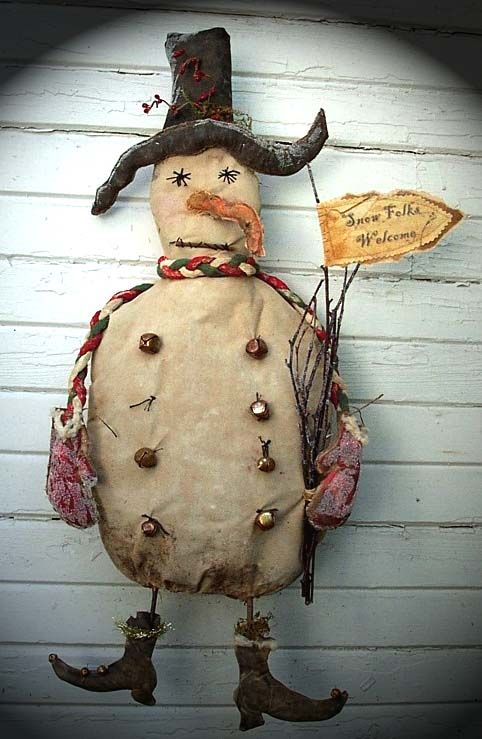 LOVE this snowman!!