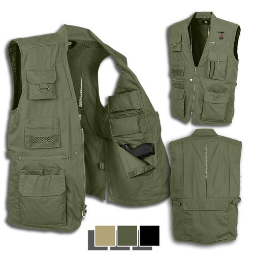 Rothco Plainclothes Concealed Carry Vest - Nine Line Apparel