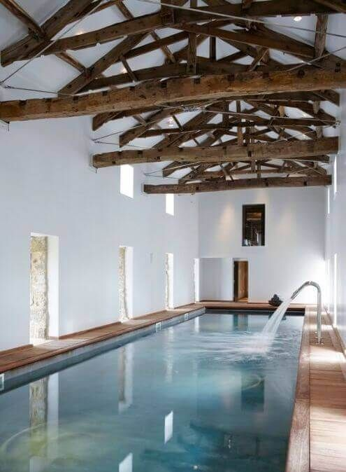 41+ Best Inspiration Window Indoor Swimming Pool Design Ideas with Pictures
