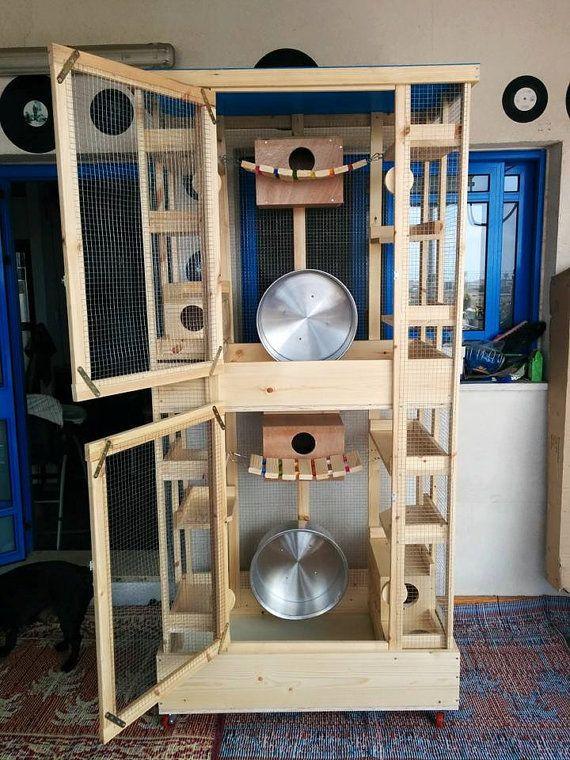 Lenkas Chinchilla Silent Wheel 36 cm diameter large by ...