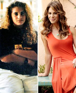PIC: Biggest Loser's Jillian Michaels Once Weighed 175 Lbs.