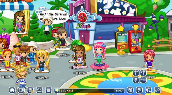 Fantage Games Like Millsberry Fantage Allows Mmo To Take Part In The Game And It Offers Fantastic Gameplay To Young Age Animal Jam Like Animals Animal Games