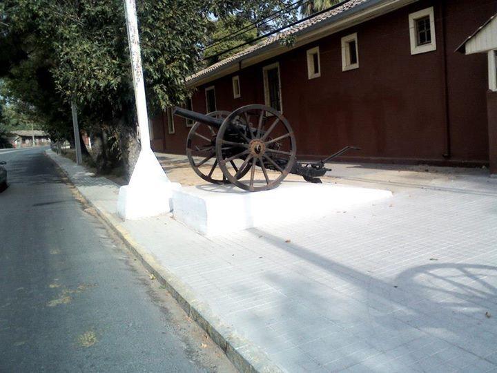 Regimiento, San fernando, Chile.