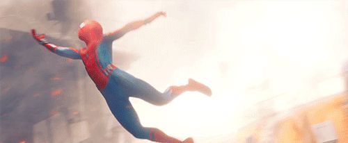 This scène broke my heart, Peter swinging their in dispair