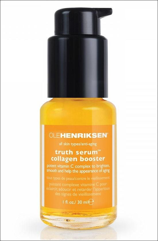 ole henriksen truth serum : Vitamin C complex skin booster.