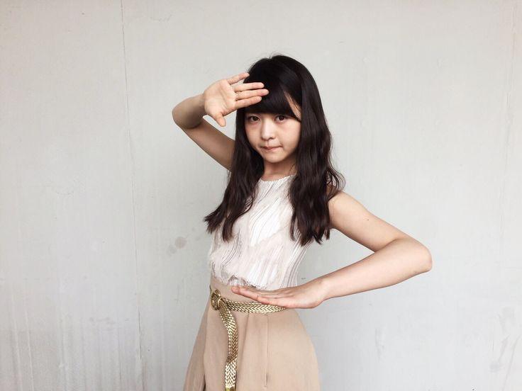 ファッションモデルの伊藤万理華さん