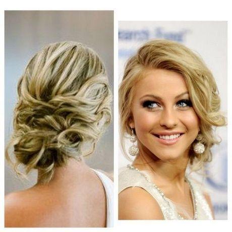 Hochzeitsfestfrisuren für mittleres Haar