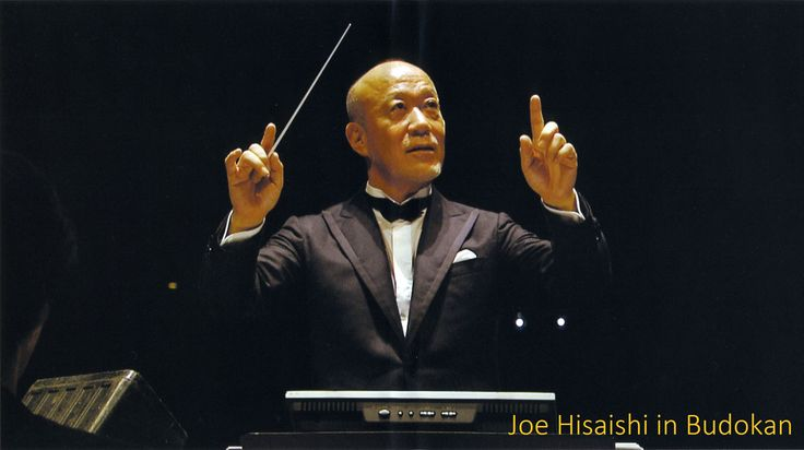 Joe Hisaishi in Budokan was a concert commemorating both the Japanese theatrical premiere of Ponyo and the 25 years of musical collaboration between composer...