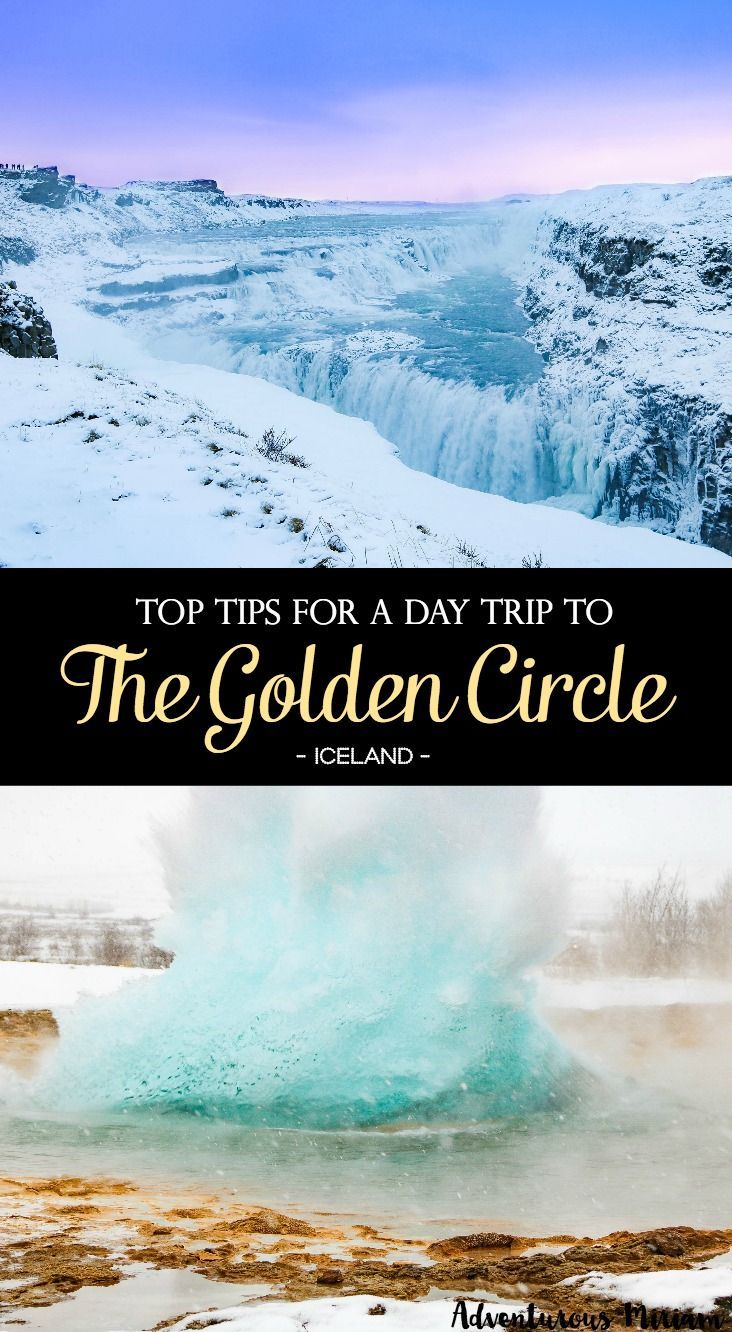 Iceland's Golden Circle is one of the most popular day trips in Iceland, maybe only trumped by the Blue Lagoon. If you only have a stopover in Iceland, this tour is pretty much perfect because you can do it in one day and it's packed with attractions. Here's everything you need to know.