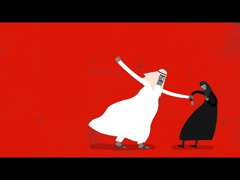 Human Rights Watch release powerful cartoon against Saudi laws for women - Business Insider