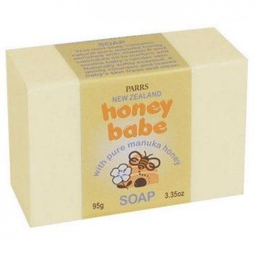 Honey Babe Soap