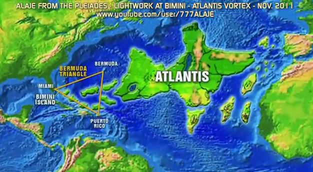 The Bermuda Triangle Atlantis Theory   ... Vortex von Atlantis bei Bimini – Bermuda Dreieck   Lichtläufer Blog