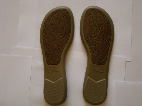 slippers  shoes  rubber soles for hand made products by Soles12, $8.00