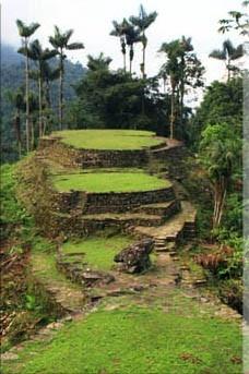 Ciudad Perdda, Colombia