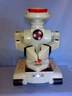 Willy RAD - The Robot! RC Control!