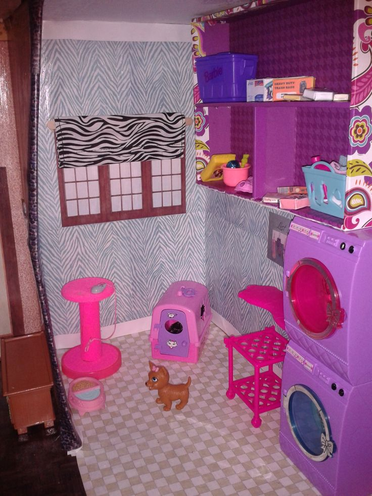 Princess Toys Box Storage Kids Girls Chest Bedroom Clothes: 75 Best How To Make A Barbie House From Cardboard Boxes
