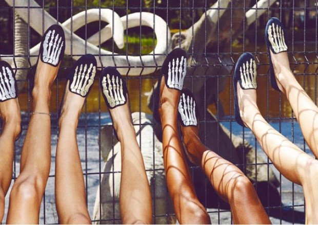 This Cheeky Lookbook Takes X-Ray Soles To The Streets Of L.A.