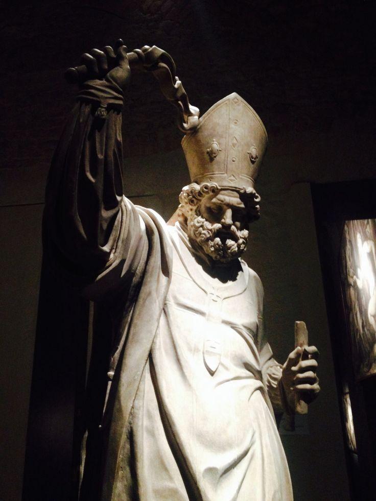 Museo del duomo, Milano -Sant'Ambrogio (febbraio 2014)