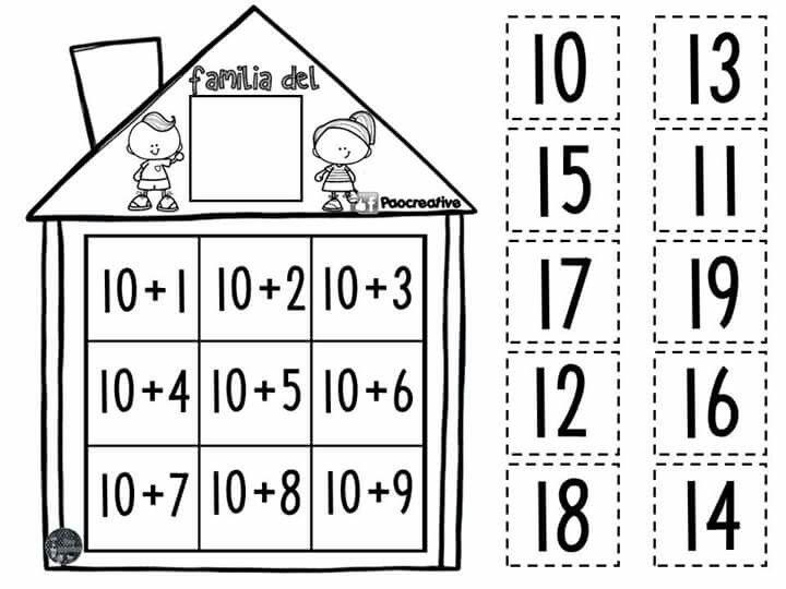 Pin by Nicky Nicoletta on math | Pinterest | Math, Pre school and School