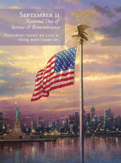 7 Best Images About Thomas Kinkade Patriotic Art On