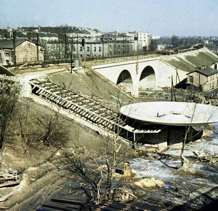 PKP Powiśle, 1962
