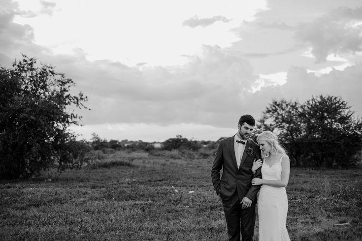 Janine and Ruan's Wedding at Ludwig's Roses Pretoria