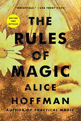 53 best books books and more books images on pinterest book the rules of magic a novel the practical magic series fandeluxe Choice Image