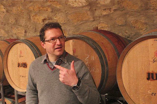 JURIS, Austria, a great name in Zweigelt and Blaufraenkisch wines.