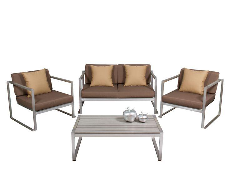 17 mejores ideas sobre decoraci n de sof marr n en pinterest decoraci n marr n para sof for Sofa moderne marron gris