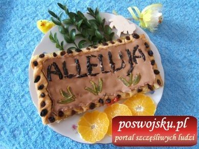 zdjęcie Mazurki Mazurek tradycyjne ciasto przepisy idealne na Wielkanoc