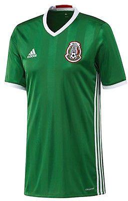 ADIDAS MEXICO HOME JERSEY COPA AMERICA 2016.