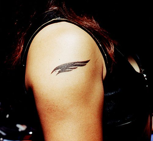 Small Eagle Tattoos for Women - Bing Images