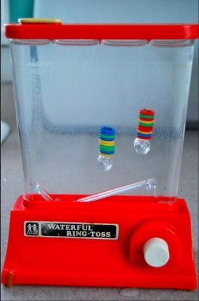 Total toy flashback: 1980s  Spent hours playing this as a kid