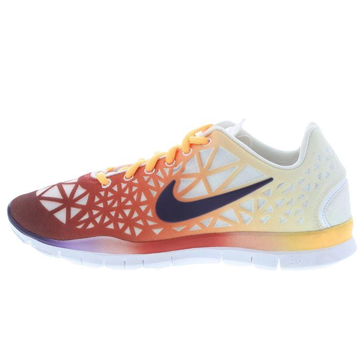 nike free 3.0 v5 ext print spor ayakkabı flo