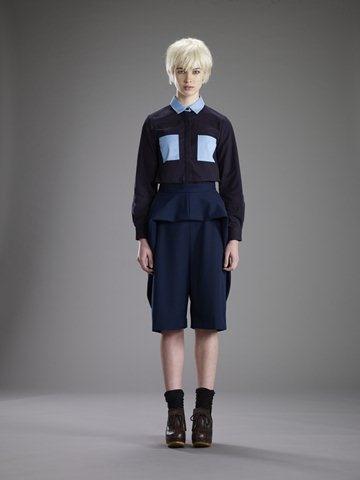 Beautiful Fold Shorts by RAGGATT