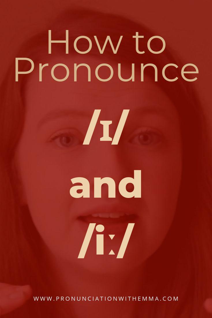 Pin on British English Pronunciation Lessons