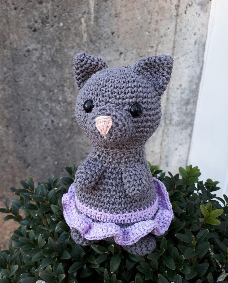 Lilly the Cat – #KKBirthdayCAL – Katrine Klarer
