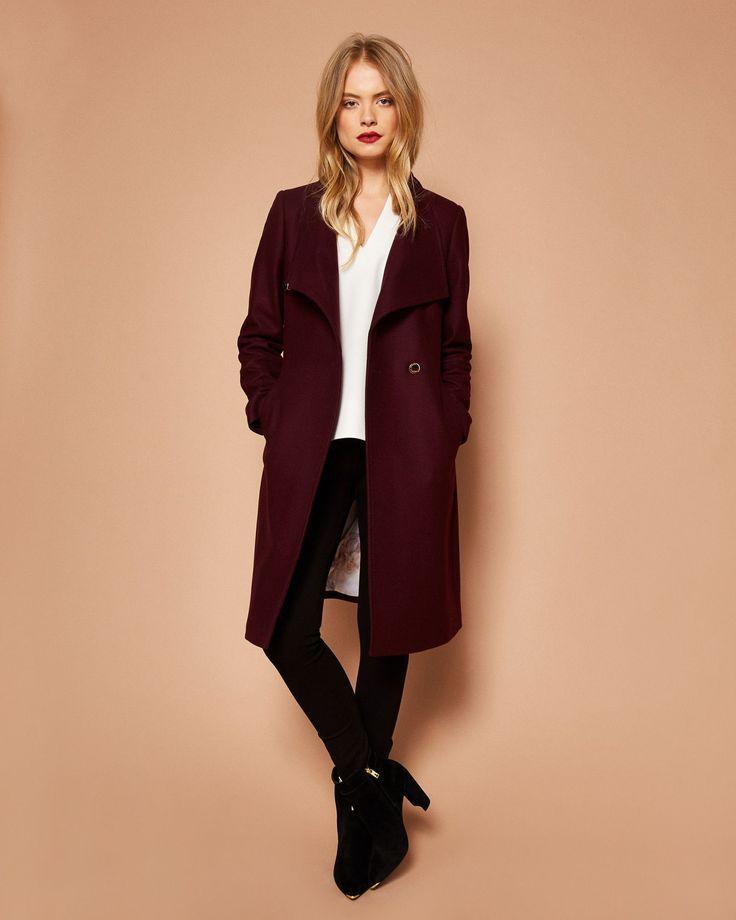 Girls In Coats Fashion Plates