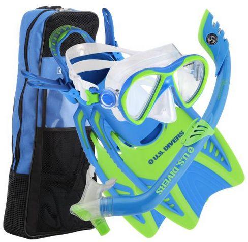 Best kids snorkel set - a US Divers model