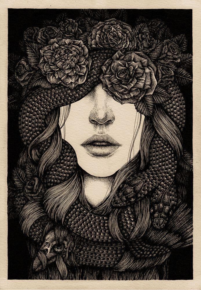 Annita Maslov illustrations