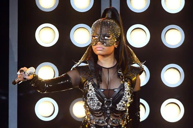"""Nicki Minaj Talks New """"Classic Hip-Hop"""" Album Dr. Dre & Eminem"""