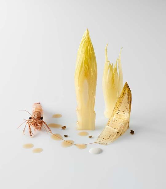Josean Alija, food design