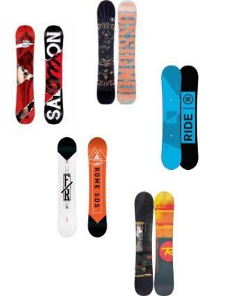 The Best Good Cheap Snowboards: My Top 5