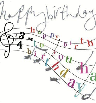 197 best Birthday-music images on Pinterest