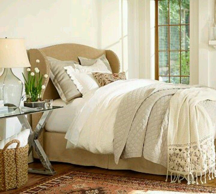 Bedding pottery barn bedroom ideas pinterest