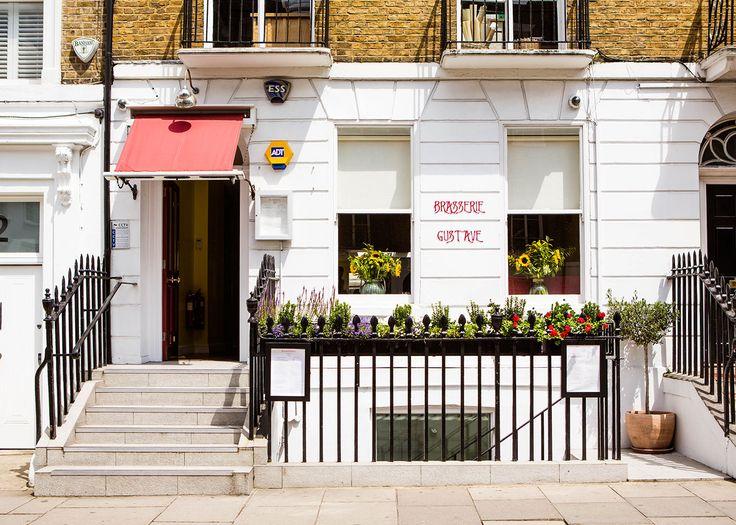 Gallery | Brasserie Gustave London