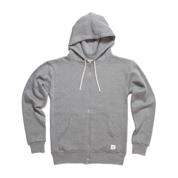 The Creatørs Club • Zip hoodie • Heather grey